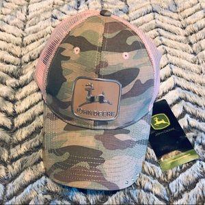 John Deere Woman's Hat NWT